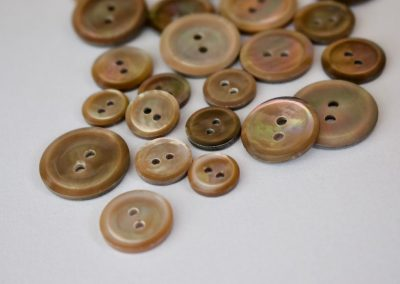 Brown M.O.P. Button